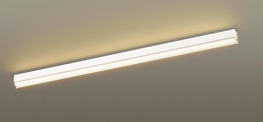 【最安値挑戦中!最大34倍】パナソニック LGB50661LB1 建築化照明器具 天井・壁直付 据置取付型 LED(電球色) 拡散 調光(ライコン別売) L1200 [∀∽]