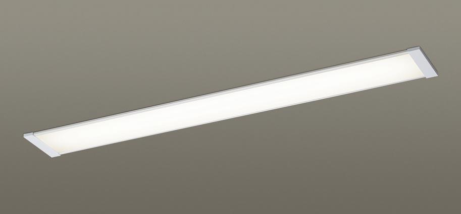 【最大44倍お買い物マラソン】パナソニック LGB52055LE1 キッチンベースライト天井埋込型 LED(温白色) 浅型8H・高気密SB形・拡散タイプ