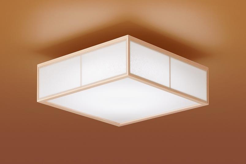 【最安値挑戦中!最大25倍】パナソニック LGB53010LE1 シーリングライト LED(昼白色) 40形ツインパルックプレミア蛍光灯1灯相当 拡散タイプ 白木