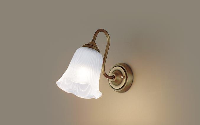 【最安値挑戦中!最大34倍】パナソニック LGB81554K ブラケット 壁直付型 LED(電球色) 白熱電球40形1灯器具相当 [∽]
