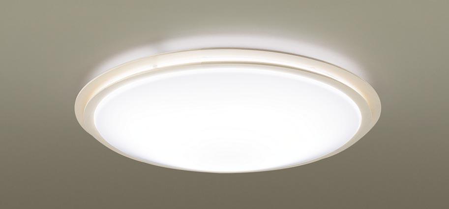 【最安値挑戦中!最大24倍】パナソニック LGBZ2563 シーリングライト 天井直付型 LED(昼光色 ~電球色) リモコン調光・調色 カチットF ~10畳 電源ユニット内蔵 [∽]