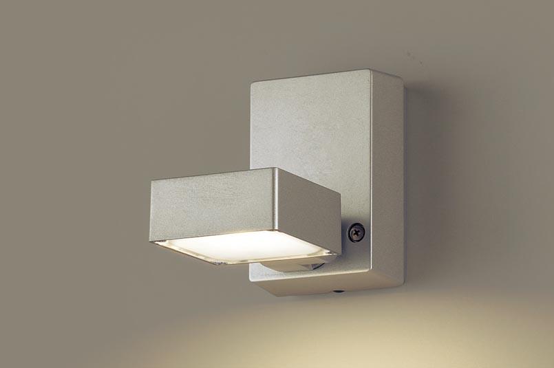 【最安値挑戦中!最大34倍】パナソニック LGW40054LE1 スポットライト 天井直付型 壁直付型 LED(電球色) 美ルック 拡散 防雨型 プラチナ [∀∽]