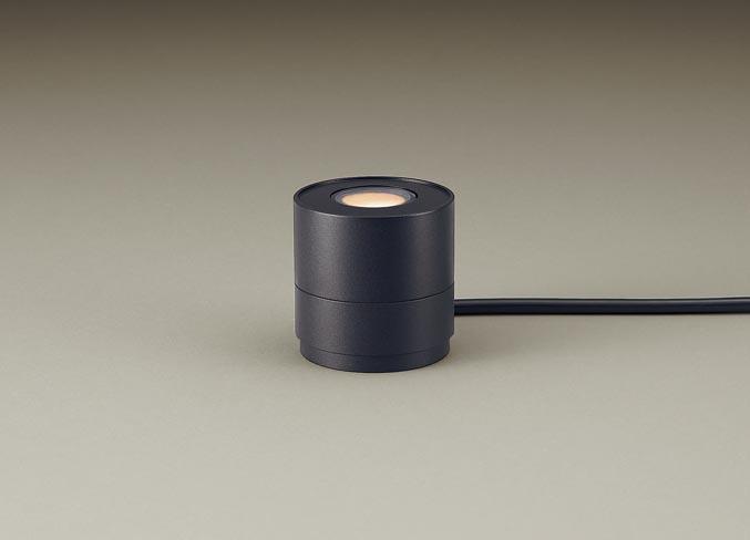 【最安値挑戦中!最大34倍】パナソニック LGW45825LE1 ガーデンライト 据置取付型 LED(電球色) 集光36度・スパイク付 防雨型 オフブラック [∀∽]