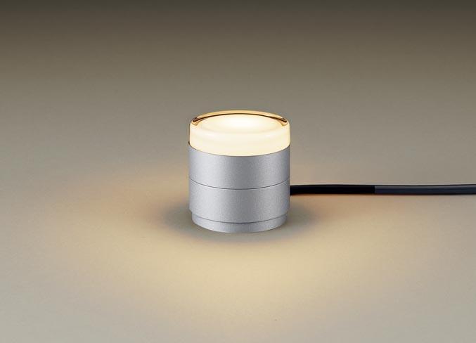 【最安値挑戦中!最大34倍】パナソニック LGW45941LE1 ガーデンライト 据置取付型 LED(電球色) 美ルック 拡散・スパイク付 防雨型 シルバーメタリック [∀∽]