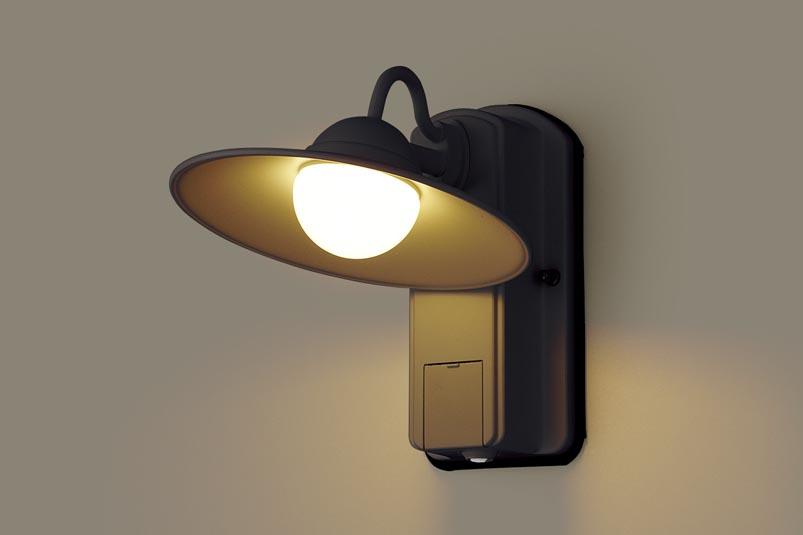 【最安値挑戦中!最大34倍】照明器具 パナソニック LGWC80246LE1 ポーチライト 壁直付型 LED 電球色 60形電球1灯相当・密閉型 防雨型・FreePaお出迎え [∀∽]