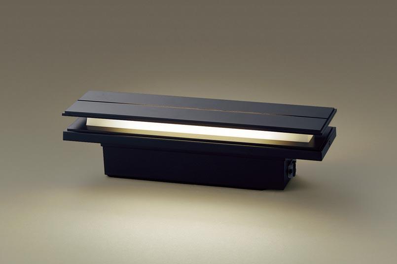 【最安値挑戦中!最大25倍】パナソニック LGWJ50127KLE1 門柱灯・門袖灯 壁直付型・据置取付型 LED(電球色) 拡散タイプ 防雨型・明るさセンサ付 パネル付型