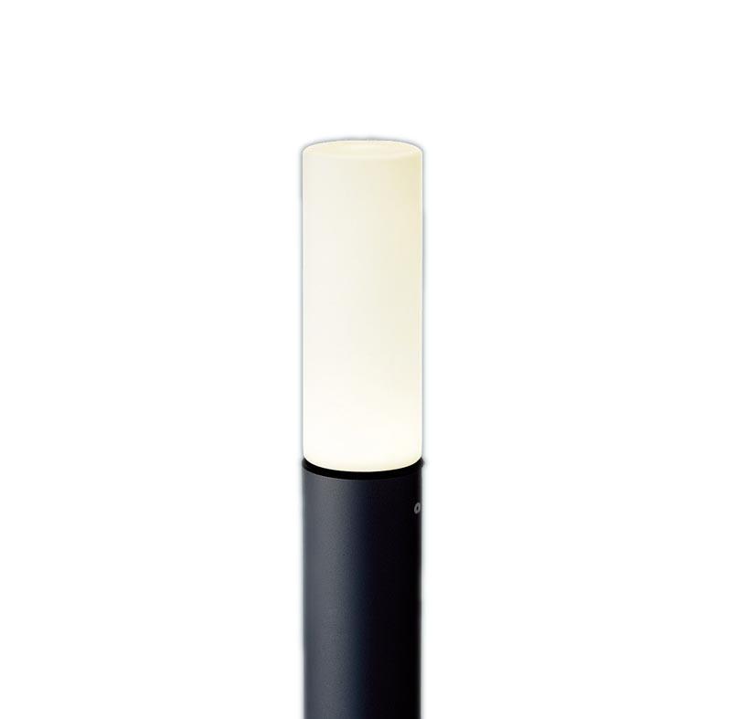 【最安値挑戦中!最大25倍】パナソニック XLGE500BHZ エントランスライト 地中埋込型 LED(電球色) 防雨型/地上高800mm 白熱電球40形1灯器具相当 オフブラック