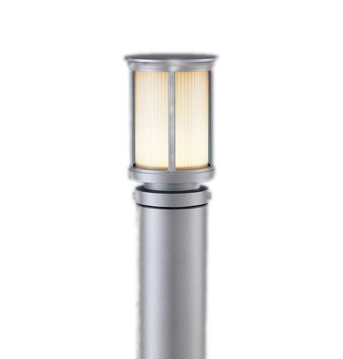 【最安値挑戦中!最大34倍】パナソニック XLGE510LZ エントランスライト 埋込式 LED(電球色) 防雨型/地上高654mm シルバーメタリック [∽]