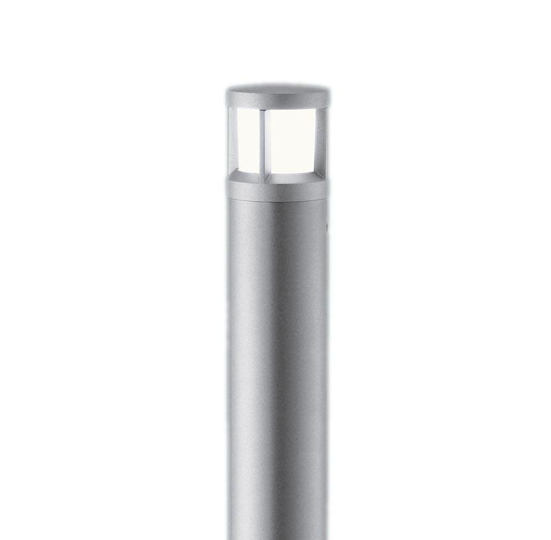 【最安値挑戦中!最大34倍】パナソニック XLGE530SHU エントランスライト 地中埋込型 LED(電球色) 防雨型/地上高800mm 白熱電球40形1灯器具相当 シルバー [∽]