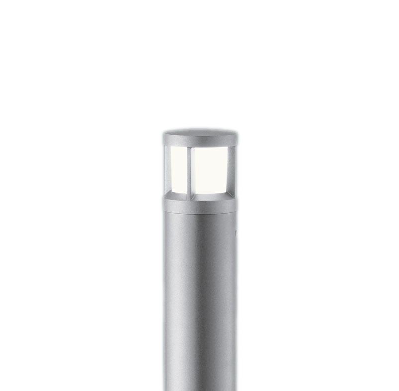 【最安値挑戦中!最大25倍】パナソニック XLGE530SLU エントランスライト 地中埋込型 LED(電球色) 防雨型/地上高500mm 白熱電球40形1灯器具相当 シルバー