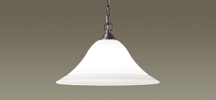【最安値挑戦中!最大24倍】パナソニック LGB15096 ペンダント 吊下型 LED(電球色) ガラスセード・引掛シーリング方式・U-ライト方式 金色古味仕上 [∀∽]