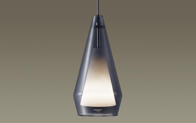 【最安値挑戦中!最大25倍】パナソニック LGB15458 ペンダント 吊下型 LED(電球色) 白熱電球40形1灯器具相当 ガラスセード 直付タイプ スモーク
