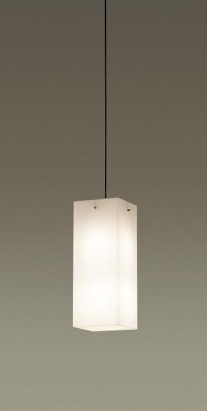 【最安値挑戦中!最大25倍】パナソニック LGB19225BK 和風ペンダント 吊下型 LED(電球色) 引掛シーリング方式 白熱電球60形2灯器具相当
