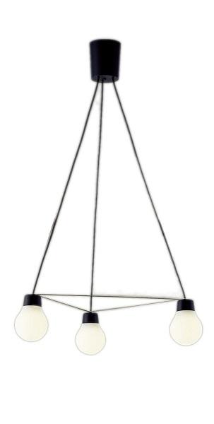 【最安値挑戦中!最大25倍】パナソニック LGB19328BCE1 ペンダント 吊下型 LED(電球色) 拡散タイプ 引掛シーリング方式 調光不可 ブラック