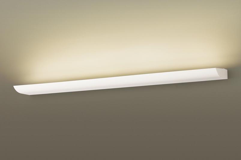 【最安値挑戦中!最大34倍】パナソニック LGB81586LU1 ブラケット 壁直付型 LED(調色) 40形直管蛍光灯1灯相当 拡散 調光 ライコン別売 ホワイト [∀∽]