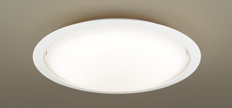 【最安値挑戦中!最大34倍】パナソニック LGBZ1427 シーリングライト 天井直付型 LED(昼光色 ~電球色) リモコン調光・調色 カチットF ~8畳 電源ユニット内蔵 [∽]