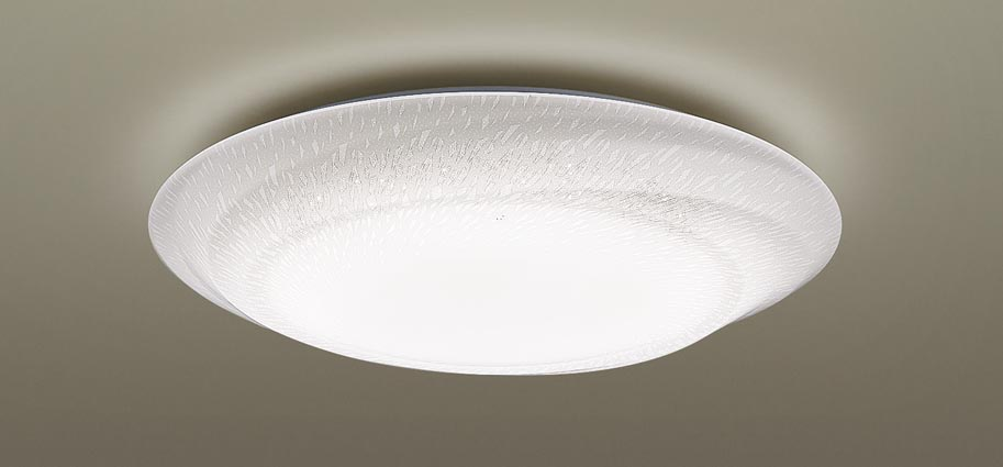 【最安値挑戦中!最大24倍】パナソニック LGBZ2613 シーリングライト 天井直付型 LED(昼光色~電球色) リモコン調光・調色 カチットF ~10畳 模様入り [∽]