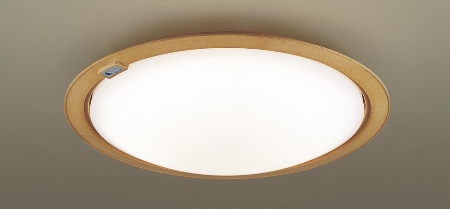 【最安値挑戦中!最大24倍】パナソニック LGBZ2615 シーリングライト 天井直付型 LED(昼光色 ~電球色) リモコン調光・調色 カチットF ~10畳 電源ユニット内蔵 [∽]