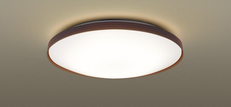 【最安値挑戦中!最大34倍】パナソニック LSEB1145 シーリングライト 天井直付型 LED(昼光色 ~電球色) リモコン調光・調色 カチットF ~12畳 電源ユニット内蔵 [∽]