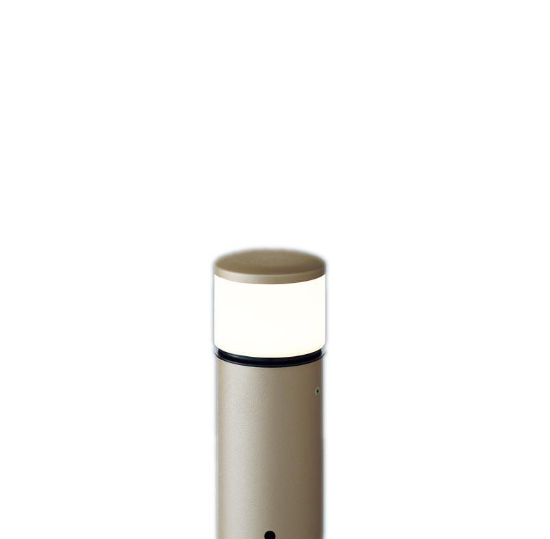 【最安値挑戦中!最大25倍】パナソニック XLGE5040YZ エントランスライト 地中埋込型 LED(電球色) 防雨型/地上高314mm 白熱電球40形1灯器具相当 プラチナ