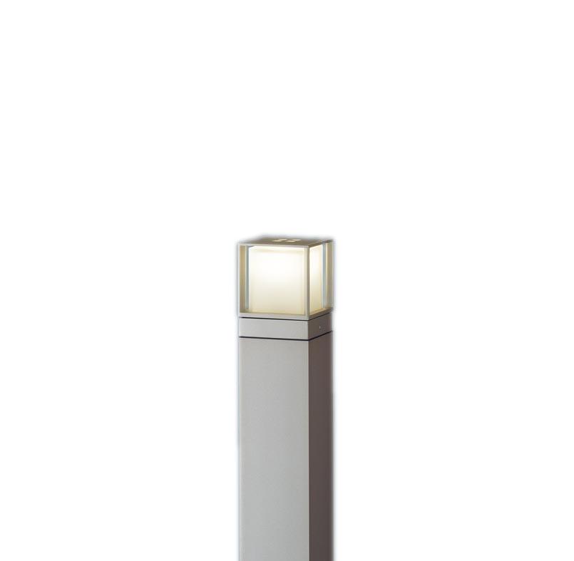 【最大44倍お買い物マラソン】パナソニック XLGE540YLZ エントランスライト 地中埋込型 LED(電球色) 防雨型/地上高600mm 白熱電球40形1灯器具相当 プラチナ