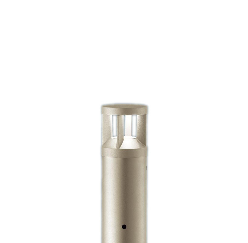 【最安値挑戦中!最大25倍】パナソニック XLGE7330LE1 エントランスライト 埋込式 LED(電球色) 拡散 防雨型/地上高330mm プラチナ