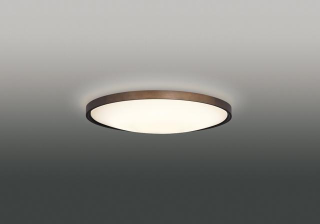 【最安値挑戦中!最大25倍】東芝ライテック LEDH81598N-LC シーリングライト LED一体形 調光・調色 電球色~昼光色 あとからリモコン別売 ON/OFFセンサー ダークブラウン ~8畳