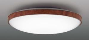 【最安値挑戦中!最大25倍】東芝ライテック LEDH84474-LC シーリングライト LED一体形 調光・調色 電球色~昼光色 リモコン同梱 ダークブラウン ~10畳