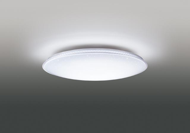 【最安値挑戦中!最大25倍】東芝ライテック LEDH84710-LC シーリングライト LED一体形 調光・調色 電球色~昼光色 あとからリモコン別売 キラキラタイプ ~10畳