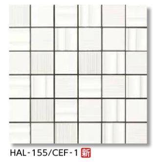 【最安値挑戦中!最大34倍】LIXIL 【HAL-C/CEF-1 20シート/ケース】 出隅用平ネット張り HALALLシリーズ セラヴィオE (溝面スクエア) 外装壁タイル はるかべ工法用 [♪]