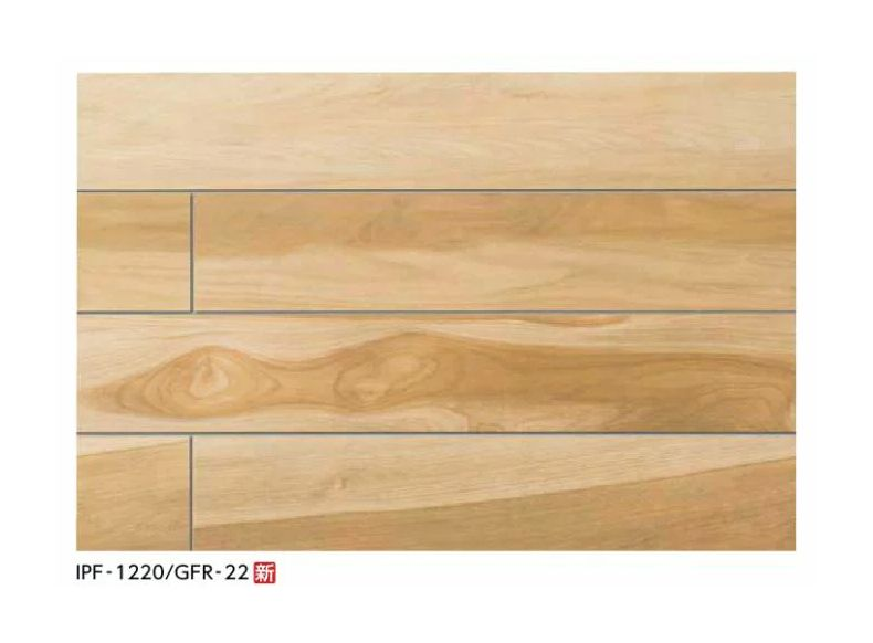 【最大44倍スーパーセール】LIXIL 【IPF-1220/GFR-22 4枚/ケース】 1200x200角平 グランフォレスタ 内床タイプ 内装床・磨き床タイル [♪【追加送料あり】]