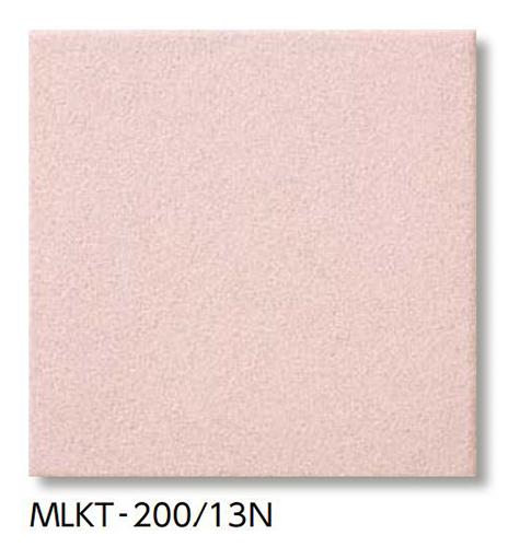 LIXIL 【MLKT-200/13N 25枚/ケース】 サーモタイル ミルキーDXII 200mm角平(浴室床タイプ) [♪]