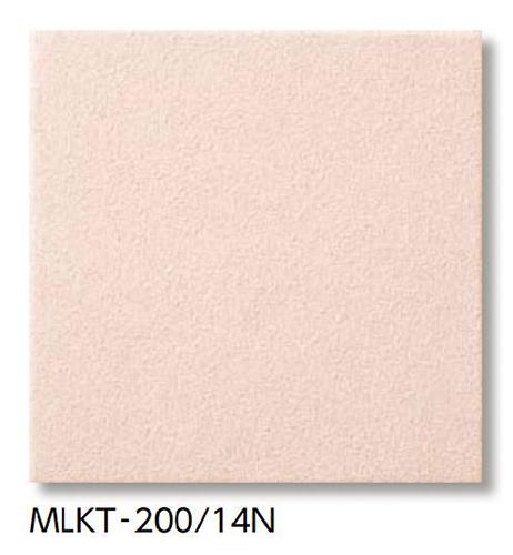 LIXIL 【MLKT-200/14N 25枚/ケース】 サーモタイル ミルキーDXII 200mm角平(浴室床タイプ) [♪]