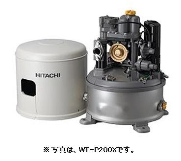 【最安値挑戦中!最大25倍】日立 ポンプ WT-K200X タンク式浅井戸用インバーターポンプ「圧力強(つよし)くん」 三相200V [■]