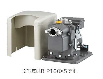 【最安値挑戦中!最大34倍】日立ポンプ B-P100X5 非自動ビルジポンプ 50Hz用 [■]
