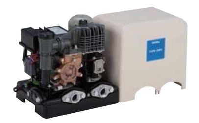 【最安値挑戦中!最大34倍】テラル THP6-405S 浅井戸・水道加圧装置用定圧給水式ポンプ(THP6形) 単相100V (50Hz用)