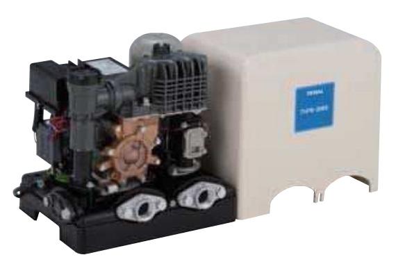 【最安値挑戦中!最大25倍】テラル THP6-406 浅井戸・水道加圧装置用定圧給水式ポンプ(THP6形) 三相200V (60Hz用)