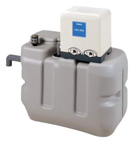 【最安値挑戦中!最大24倍】テラル RMB1-25PG-408ASM-6 受水槽付水道加圧装置(PG-AS) 3Φ200V (60Hz用) [♪◇]