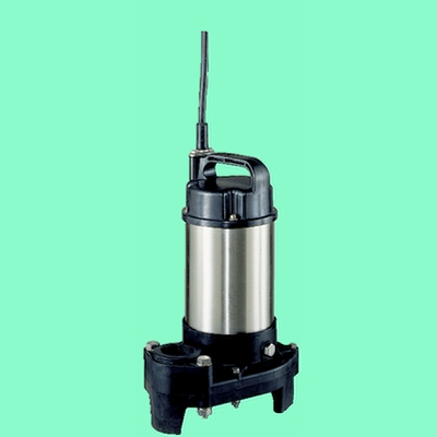 【最安値挑戦中!最大24倍】排水水中ポンプ テラル 50PV-5.25S 50Hz 樹脂製 雑排水タイプ 非自動式 [■]