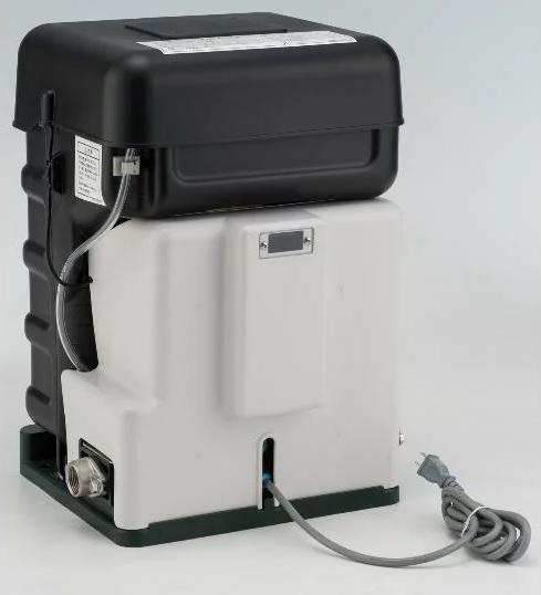 【最安値挑戦中!最大24倍】除菌器 テラル MK-230W 50Hz/60Hz共通 MKシリーズ 流量比例制御式除菌器 単相200V