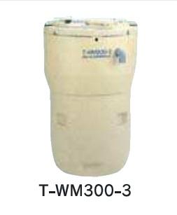 【最安値挑戦中!最大25倍】受水槽 テラル T-WM300-3 300L [♪◇]