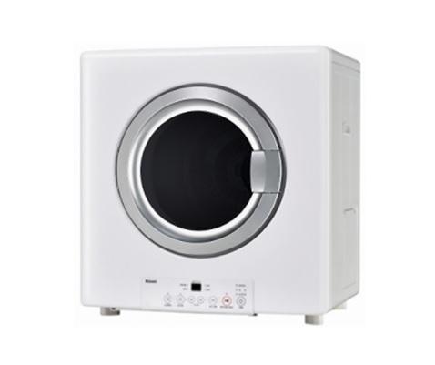 【最安値挑戦中!最大25倍】リンナイ ガス衣類乾燥機 RDT-54S-SV はやい乾太くん ガスコード接続タイプ 乾燥容量5.0kg [■♪∀]