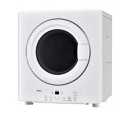 【最安値挑戦中!最大25倍】リンナイ ガス衣類乾燥機 RDT-31S はやい乾太くん ガスコード接続タイプ 乾燥容量3.0kg [?♪]