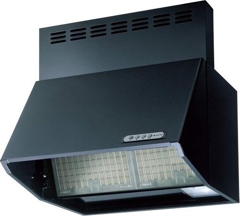 【最安値挑戦中!最大34倍】レンジフード リンナイ BDE-3HL-AP6017BK BDEシリーズ 総高さ70cm 幅60cm ブラック [≦]