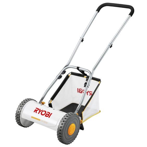 【最安値挑戦中!最大34倍】リョービ HLM-3000 手動式芝刈機 電源のない場所の芝刈りに最適 [SK]