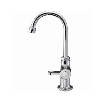 【最安値挑戦中!最大24倍】三栄水栓 JA546HCV-13 単水栓 立形自在水栓(パーティシンク用) [○]