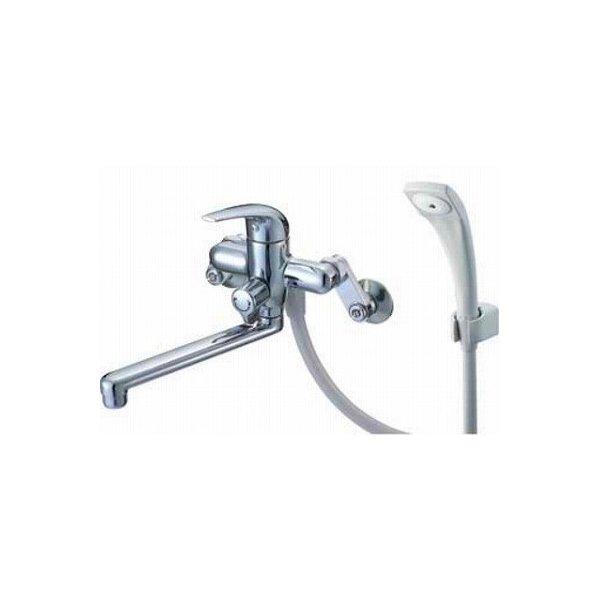 【最安値挑戦中!最大34倍】水栓金具 三栄水栓 SK170K-LH-13 寒冷地 シングルシャワー混合栓 [□]