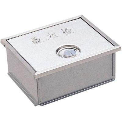 【最安値挑戦中!最大25倍】三栄水栓 カギ付散水栓ボックス(床面用) 【R81-6】 [□]