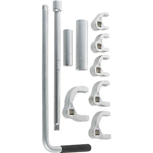 【最安値挑戦中!最大25倍】水栓金具 三栄水栓 R3510S 工具 立水栓締付工具セット [□]