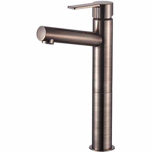【最安値挑戦中!最大25倍】水栓金具 三栄水栓 Y50751H-2T-SJP-13 立水栓 洗面所用 節水水栓 琥珀 [□]